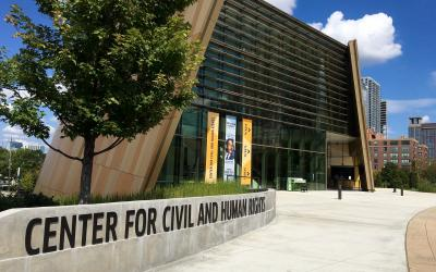 Center for Civil and Human Rights Building